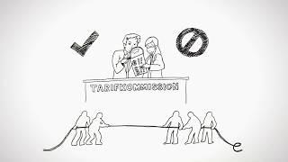 Wie laufen eigentlich Tarifverhandlungen ab?
