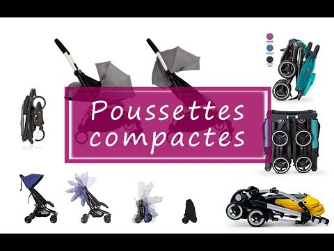 Comparatif poussettes 🚼 TOP 5 (2019) - YouTube