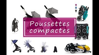 Comparatif poussettes 🚼 TOP 5  (2019)