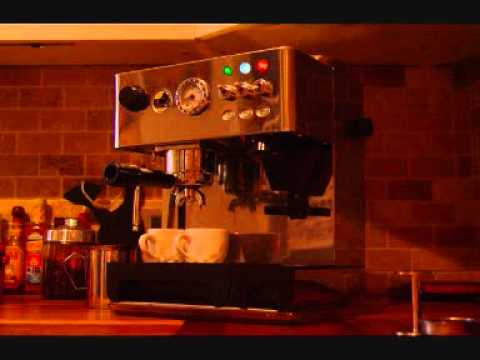 la pavoni domus bar with integrated burr grinder youtube. Black Bedroom Furniture Sets. Home Design Ideas