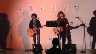 卒業ライブ2015 14曲目 ROCK'A'TRENCHの「My Sunshine」です。