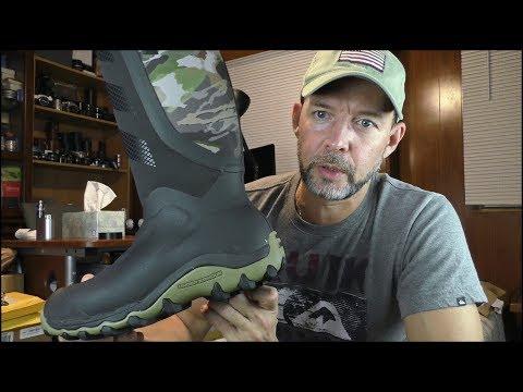 Покупка Обуви для Рыбалки Охоты - Мой Опыт, 2019