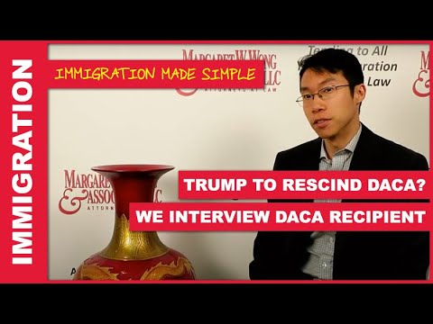 MWW Francis Fungsang Esq Interviews Cleveland Ohio DACA Recipient