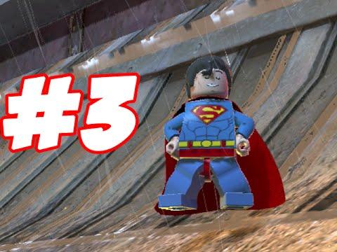 LEGO Batman 2 - LEGO BRICK ADVENTURES - PART 3 - WE NEED STUDS!