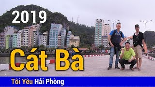 Explore Cat Ba island and Cat Co beach in Hai Phong 2019