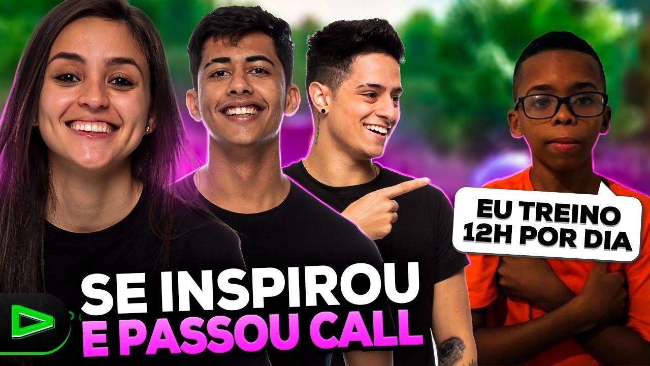 O BOCA DE 09 SE INSPIROU NO CORINGA E RESOLVEU PASSAR A CALL!!