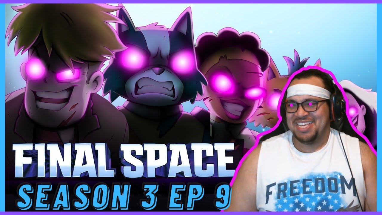 Download Final Space Season 3 Episode 9 (Weekly Reaction) - So gross and so sad...