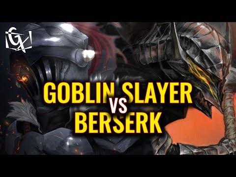 GOBLIN SLAYER NÃO É BERSERK!