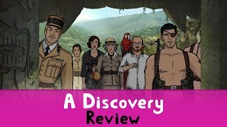 Archer S9 Finale! - A Discovery Review