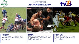 Si On Parlait Sport. Talk du mercredi 29 janvier 2020