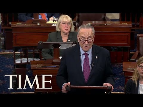 Senator Schumer Responds To GOP Health Care Plan: Bill Will Result In Higher Costs, Less Care | TIME