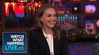 Natalie Portman's Honest Opinion Of Jar Jar Binks | WWHL thumbnail