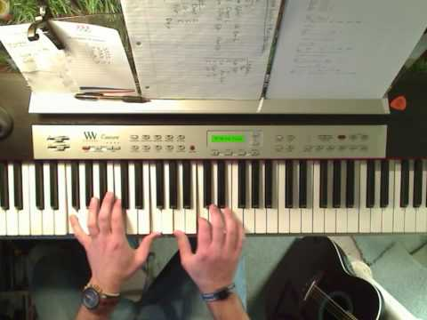 Rascal Flatts - Bless The Broken Road, Piano Cover (SHEET MUSIC)