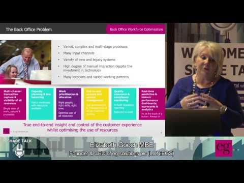 ShareTalk   Elizabeth Gooch - EG Solutions PLC