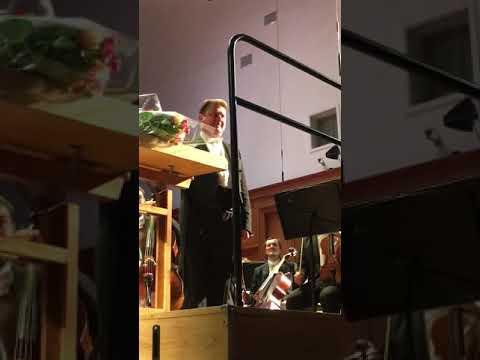 Gustav Mahler - Symphony No. 6 / conductor- Alexander Sladkovsky Curtain Call 2 Moscow Conservatory