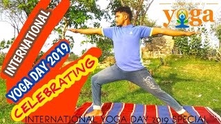 why we celebrate International yoga day! celebrating International yoga day 2019 Theme