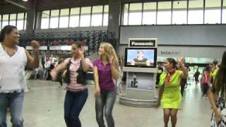TAP e Aeroporto Internacional de São Paulo -  uma homenagem cosmopolita