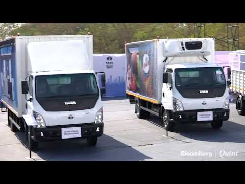 Tata Motors' New Range Of Commercial Vehicles To Drive Turnaround Strategy