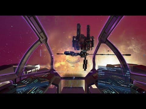 [PC] [25] X4: Foundations - Сканирую станцию и разворачиваю спутник