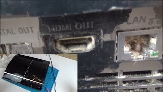 Trying to FIX a Faulty PlayStation 3 CECHK03 (1 of 3 PS3 Fixes)