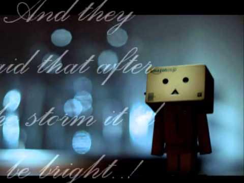 After the rain - August [Lyrics]