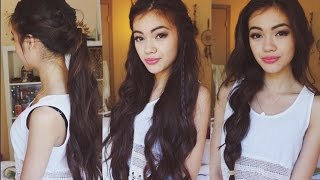 3 Easy Boho Hairstyles Thumbnail