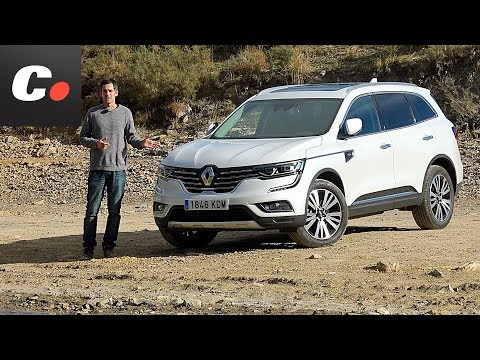 Renault Koleos SUV | Prueba / Test / Review en español | coches.net