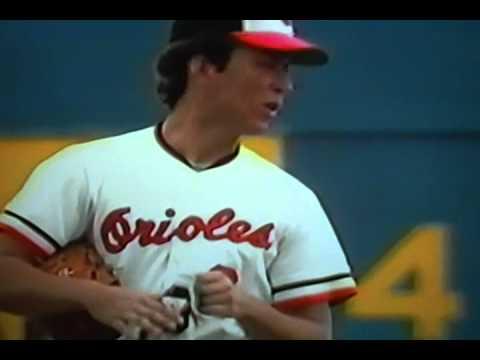 Cal Ripken, Jr. Rookie Year Highlights, 1982 Baltimore Orioles!