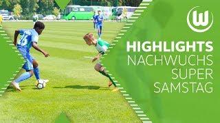 Nachwuchs-Super-Samstag   Tore und Highlights   Trainingslager   VfL Wolfsburg