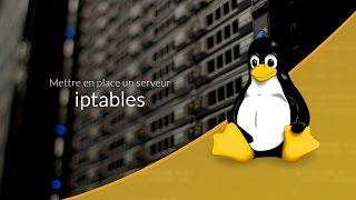 Mettre en place un serveur Web : Iptables