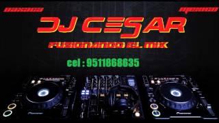 mix de musica tribal 2013 - dj cesar fusionando el mix