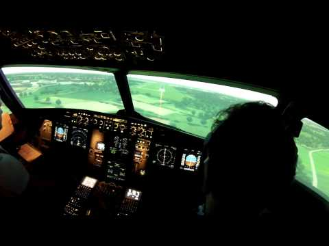 A320 Type Rating ILS Simulator