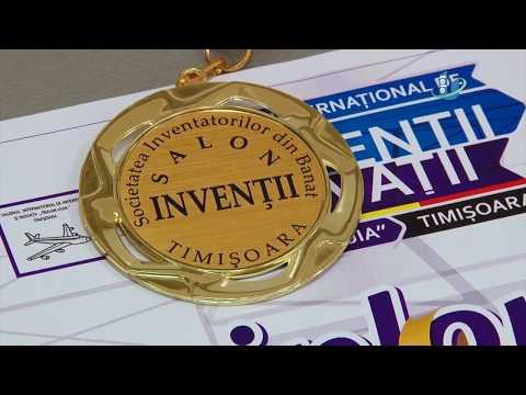 TeleU: UMFT premiata la Salonul International de Inventii si Inovatii Timisoara