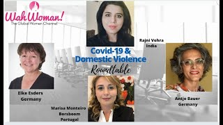 Covid-19 & Domestic Violence| Gender-Based Violence and COVID-19|  Violence  COVID-19 Lockdown