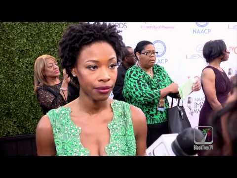 Bolden! Star Karimah Westbrook at NAACP Image Awards