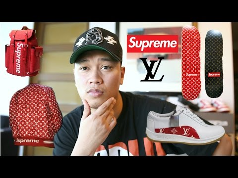 SUPREME x LOUIS VUITTON PRICES