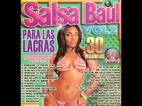 salsa baul para las lacras vol. 2  (DJ FRANKLIN ERNESTO)