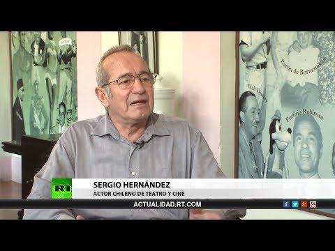 Entrevista con Sergio Hernández, actor chileno de teatro y cine
