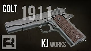 Colt 1911 Co2 - KWC - Full metal, 100° Anniversary