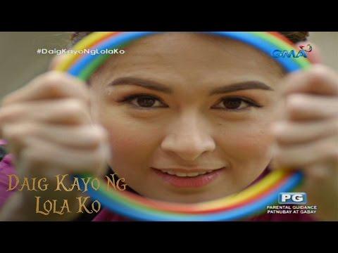 Daig Kayo ng Lola Ko: Kilalanin si Grasya