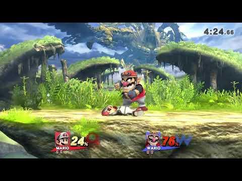 #SmashBros #スマブラ #WiiU #ForGlory 2017-12-26 - Ver1.1.7 - vs Voyage [JC] [bitch boy]