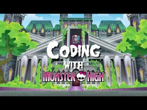 Coding with Monster High!