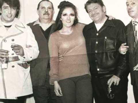José Alfredo Jiménez y Alicia Juárez Las Copla