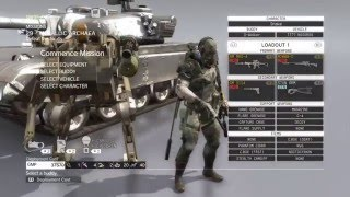 The best way to defeat the skulls MGSV