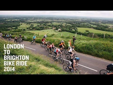 British Heart Foundation - London to Brighton Bike Ride 2014