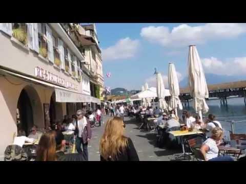 Lucerne - Walking Around