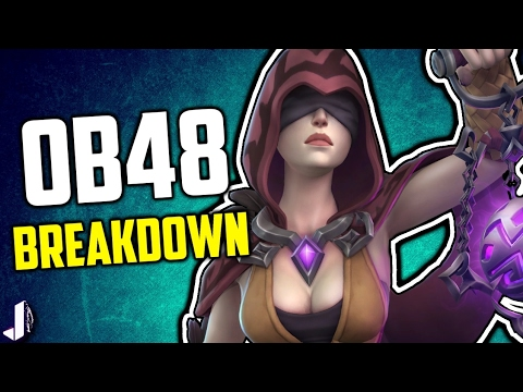 Paladins OB48 Patch Breakdown - Voice Chat! + Seris Gameplay