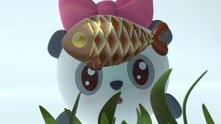 Малышарики - Новые серии - Окошко (Серия 104) Развивающие мультики для самых маленьких