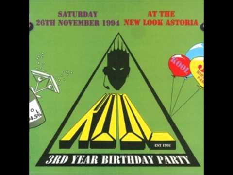 Younghead B2B Mampi Swift MC's Navigator,Ragga Twins,5ive0 Kool 3rd Birthday 94