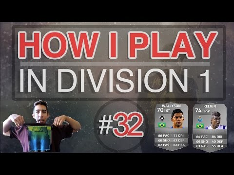 How I Play in Division 1 - #32 Brazilian Silver Team !!